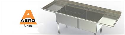 Commercial Kitchen Sinks Stainless Steel DropIn Undermount - Commercial kitchen sinks stainless steel