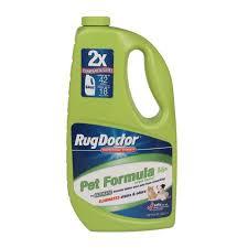 Rug Doctor Fluid Rug Doctor Pet Formula Carpet Cleaner 64 Fl Oz Walmart Com