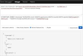 grok pattern exles structuring data with logstash dzone big data