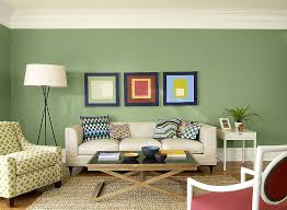 Green Living Rooms And Ideas To Match - Green and yellow color scheme living room