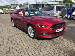 ford mustang gt uk used ford mustang gt cars for sale motors co uk