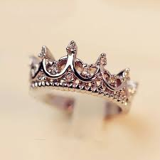 crown wedding rings princess crown ring design wedding rings for women jewelry