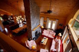 log home custom view from loft u2013 colonial concepts log