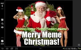 Chrismas Meme - help santa create a christmas meme miracle gif on imgur