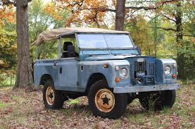 light blue land rover carolina off road outfitters vintage broncos cruisers rovers