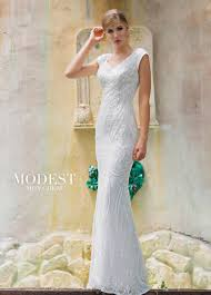 modest wedding dresses u0026 bridal gowns 2017