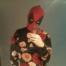 wholesale deadpool mask halloween unisex cosplay movie coser
