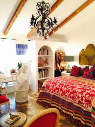 attic mexican bedrrom interior design for mexican home style decor