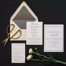 wedding invitations sles custom wedding invitations by ellie custom wedding