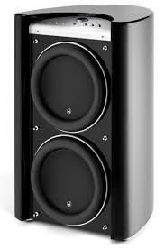 home theater audio safeandsoundhq jl audio gotham g213 powered subwoofer with dual