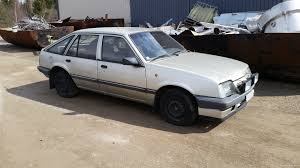 1971 opel ascona nettivaraosa opel ascona c 1 6 1986 spare and crash cars