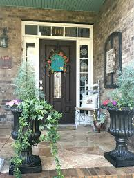 Spring Decorating Ideas Pinterest by Articles With Front Porch Decorating Ideas For Spring Pinterest
