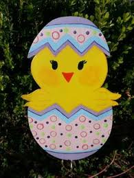 Outdoor Christian Easter Decorations by Giant Easter Eggs Woodcraft Pattern Set Easter Pinterest
