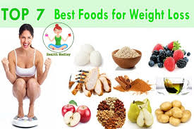 top 7 foods you must include in your fast weight loss diet