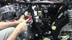73 honda cb750 custom build part 31 wiring harness youtube