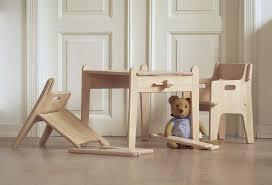 bureau pour bébé bureau et chaise pour bébé design à la maison