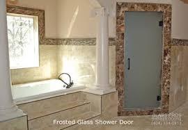 glass pros of alpharetta frameless and semi framed shower doors