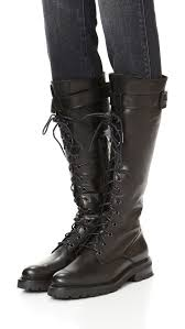 tall motorcycle boots frye julie lace tall combat boots shopbop