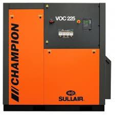champion voc vsd compressors 45 250 kw 236 1544 cfm sullair