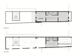 interior design ideas courtyard turns garage into light filled