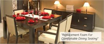 Dining Chair Foam Dining Chair Foam Replacement Foam For Kitchen Seats