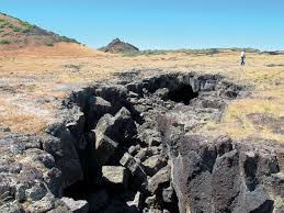 Interstate 15 In Utah Wikipedia Geosights Volcanic Features In The Black Rock Desert Millard