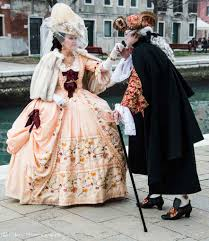 carnevale costumes vivacious venice during carnivale image earth travel