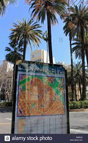 Valencia Spain Map by Street Map Valencia Spain Stock Photo Royalty Free Image