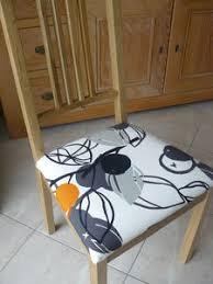 housse assise de chaise housses de chaises ikea s fabric addict