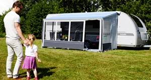 Eriba Puck Awning Special Models From Isabella U2013 Adria Action T B Eriba And Tents