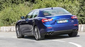 maserati ghibli engine maserati ghibli diesel 2016 review by car magazine