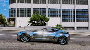 chrome aston martin aston martin one 77 edition add on 2 0 gta5 mods com