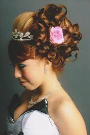 16 best quinceanera hairstyles images on pinterest hairstyles