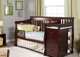 Bertini Pembrooke 4 In 1 Convertible Crib by Natural Wood Baby Crib Natural Safetside Clear View Crib Mint