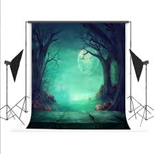 vintage moon pumpkin halloween background online buy wholesale moon background from china moon background