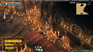 i got stuck at the pyromancer room game content tree of savior