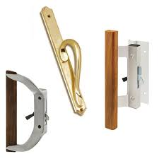 Patio Door Latch Sliding Door Hardware Parts For Glass Patio Doors