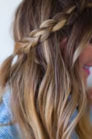 hairstyles i can do myself easy 3 step braided hairstyle cella jane