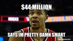 Continue Meme - photos javale mcgee memes continue idiot theme after he signs 44m