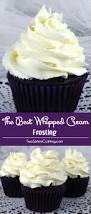 the best whipped cream frosting two sisters crafting