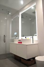 Double Vanity Mirrors For Bathroom by Master Bathroom Vanity And Floating Mirror Method Design Master