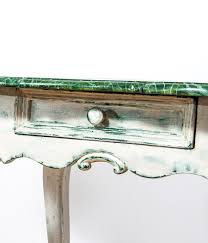 19th century louis xv style patina baroque coffee side table