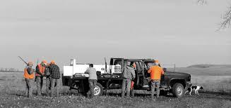 hunting truck hunt truck ringneck ranch