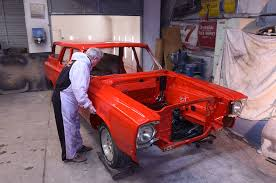 yes you can paint a car yourself here u0027s how rod network