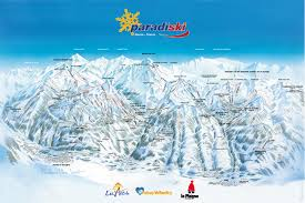 Ski Resorts Colorado Map by Les Arcs Piste Maps And Ski Resort Map Powderbeds
