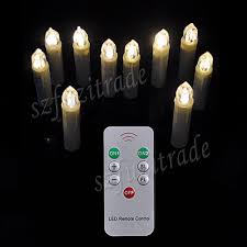 remote lights decor