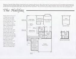 Ryland Homes Floor Plans by Living Here U2014 Canterbury Village Condo Association