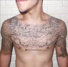 religious chest tattoos for ink chest