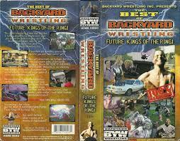 backyard wrestling dvd outdoor furniture design and ideas