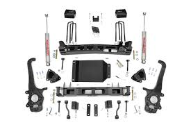 2000 nissan frontier lifted rough country suspension systems nissan suspension lift kits